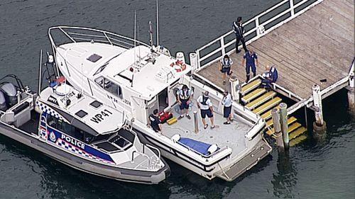 Man killed in northern Sydney boat crash