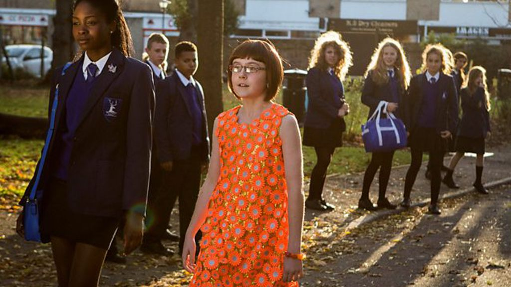 The Boy In The Dress was adapted into a one-hour film for BBC One last December. Image: BBC One