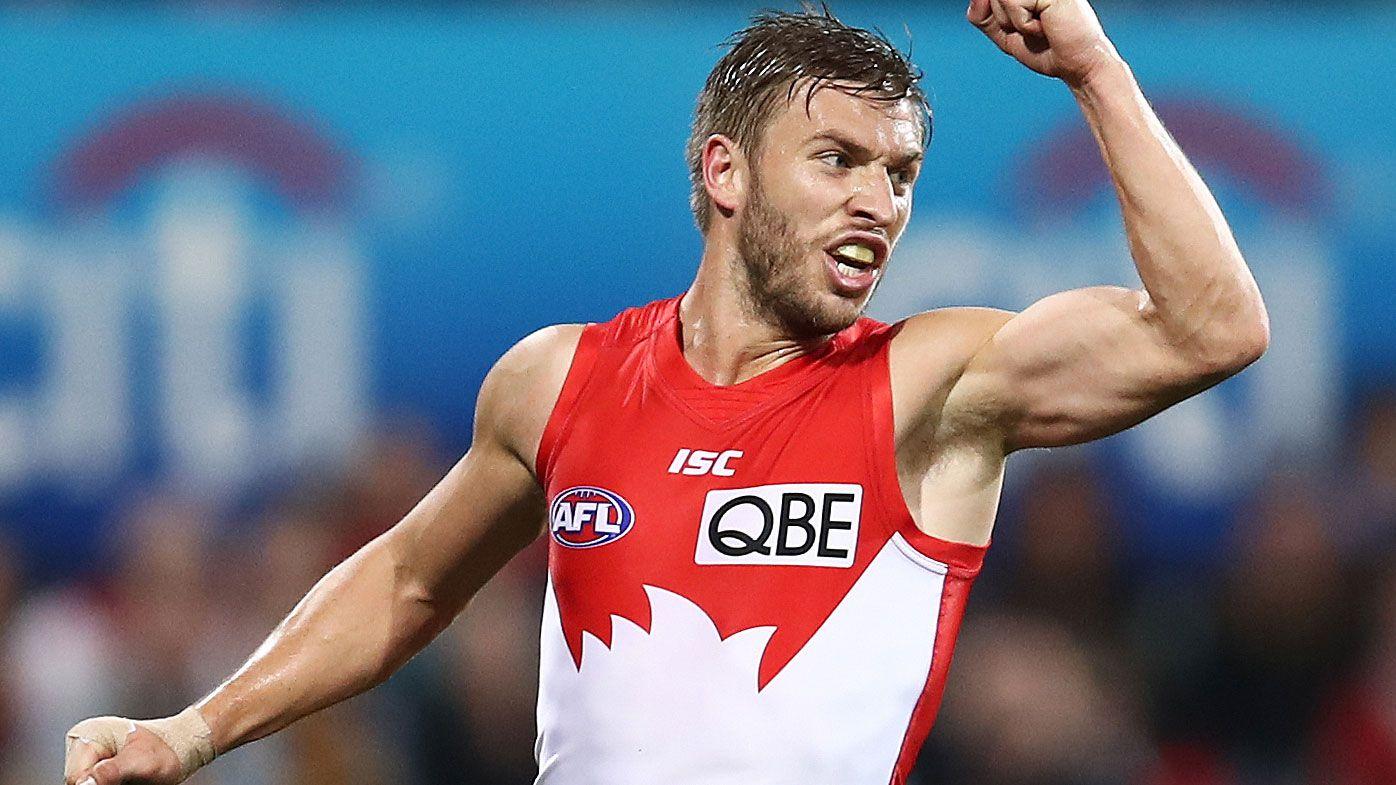 Sydney Swans star Kieren Jack announces AFL retirement