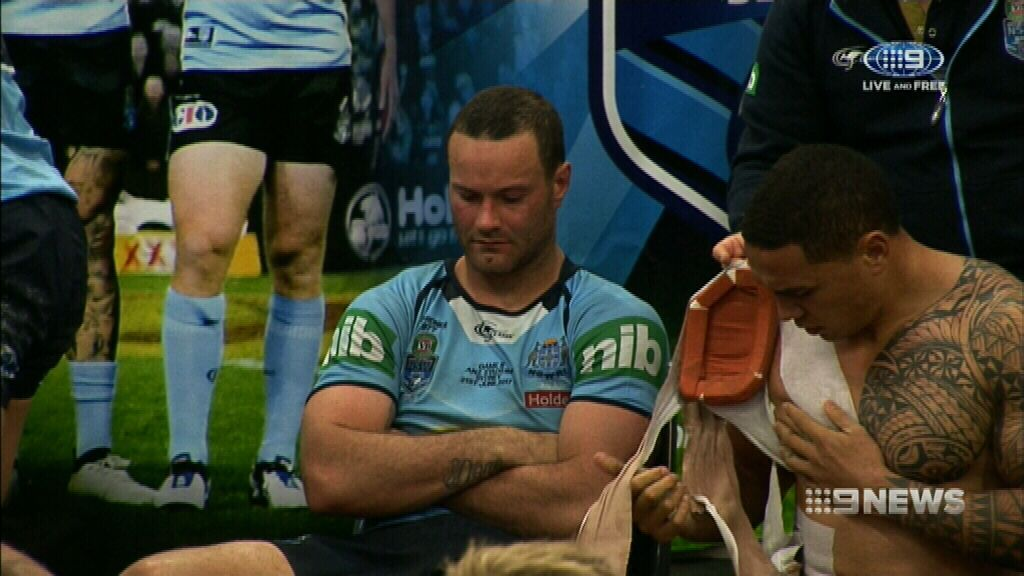 Cordner in doubt for decider