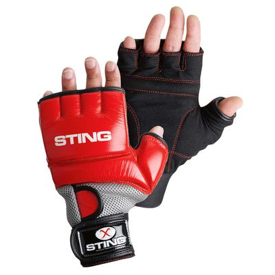 <strong>Sting Gel Hybrid Training Boxing Gloves</strong>