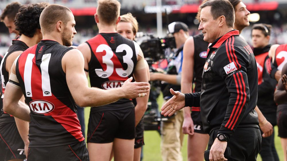 Hugh McLuggage would happily go to Essendon. (AAP)