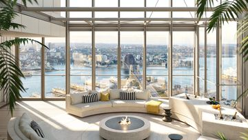 First look inside Sydney's most exclusive harbourside building