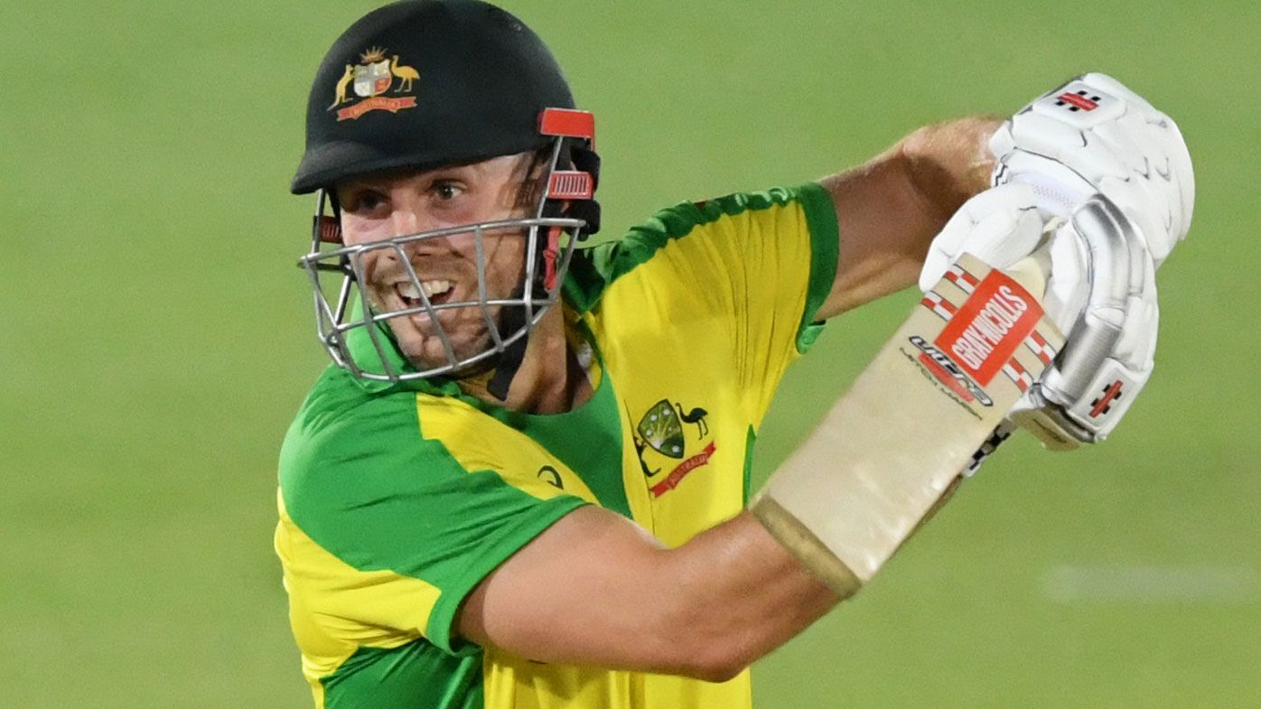 Australia wins third and final T20 against England as Mitchell Marsh leads chase