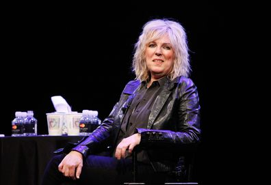 Lucinda WIlliams at Acura at SIR Stage37 on October 6, 2012 in New York City.