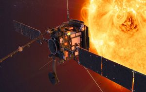 Satellite to take closest ever-photo of Sun – but scientists won't see it for weeks