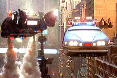 Hang onto that multi-pass! The flying cars we all fantasised about from <i>Blade Runner</i> (1982) and <i>The Fifth Element</i> (1997), just aren't happening. Can you imagine the chaos! It's hard enough to control idiots on land. But we can dream…<br/><br/>(Left: <i>Blade Runner</i>. Right: <i>The Fifth Element</i>)