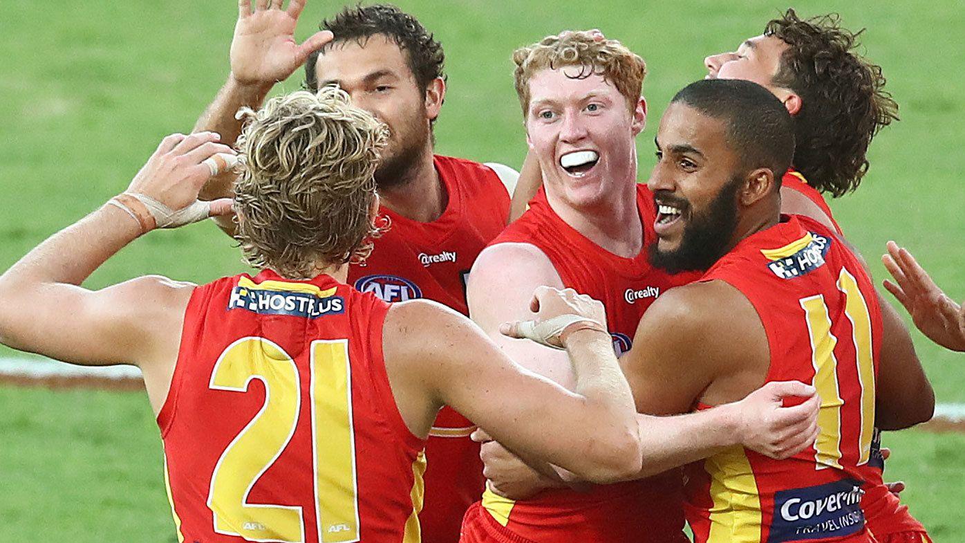 Shane McInnes: We all should embrace this bizarro AFL season rather than complain