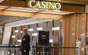 Punter sues Crown Casino in Melbourne after slipping on vomit
