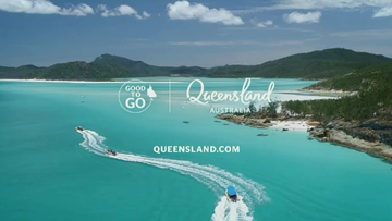 Good to Go Queensland tourism sign