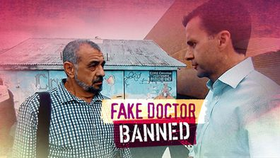 Fake doctor banned