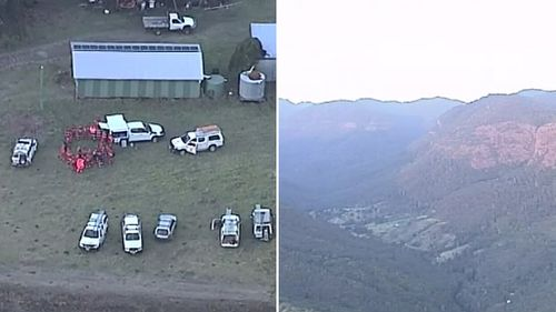 Hiker found five days after going missing in Lamington National Park 'in good spirits'