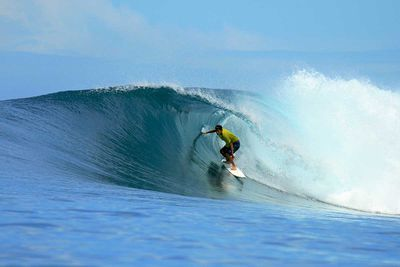 14. Mentawai Islands, Sumatra, Indonesia 135,938 hashtags
