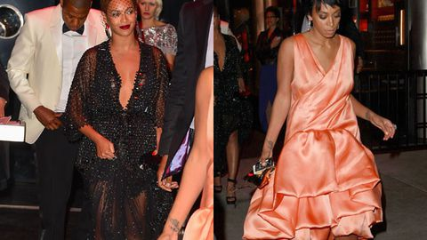Solange Knowles, Beyonce Knowles, Jay Z
