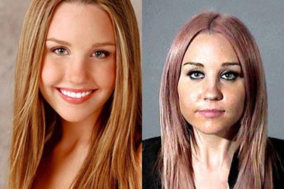 Aiming for a shot at Lindsay's title of most off-the-rail starlet, <b>Amanda Bynes</b>' faced DUI charges for running into an LA police car, enjoyed some pot in public view, waxed lyrical (and unintelligibly) on Twitter and got in the habit of locking herself in changing rooms for hours.