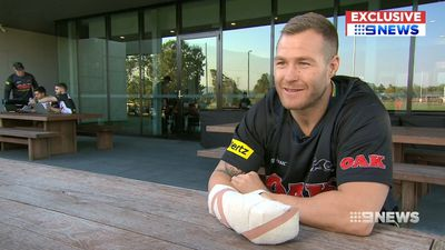 Trent Merrin to leave Penrith Panthers for Leeds: report