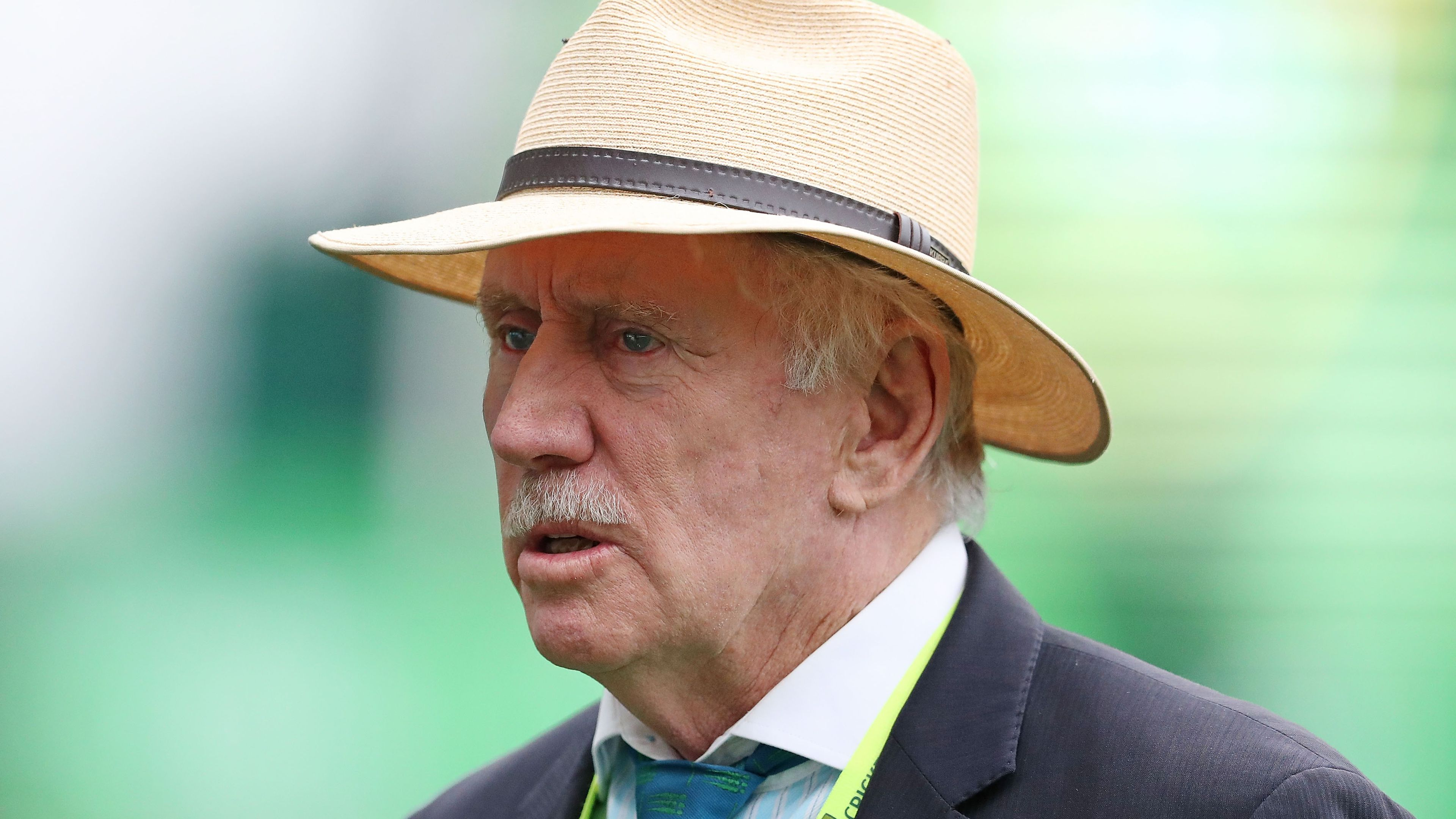 Northern Beaches resident Ian Chappell forced to leave beloved Adelaide Oval for COVID-19 test