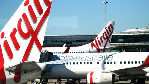 Virgin Australia announced it would offer war veterans priority boarding and a special salute before take-off.