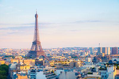 #5 The Eiffel Tower