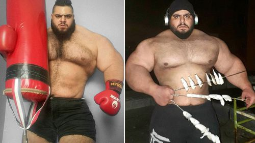Bare Knuckle Fighting Championship claimed to have signed the gigantic wrestler on for his debut in 2020