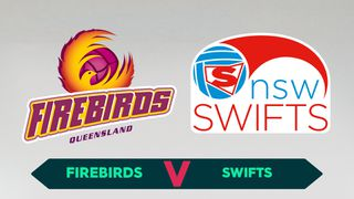 Round 8: Queensland Firebirds v NSW Swifts