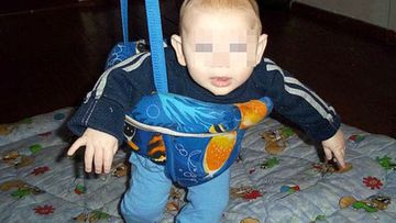 Baby Gleb 'didn't stand a chance'. (Supplied)