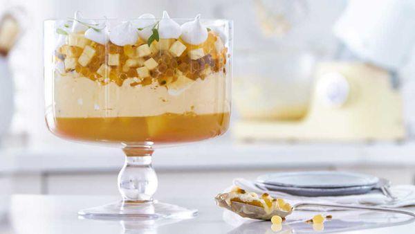 Anna Polyviou's Ozzy summer trifle