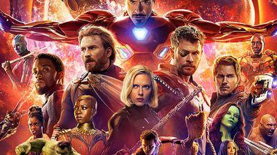5. Avengers: Infinity War