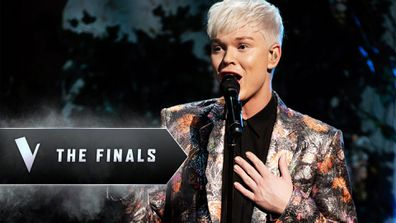 The Finals: Jack Vidgen 'Rise Up'