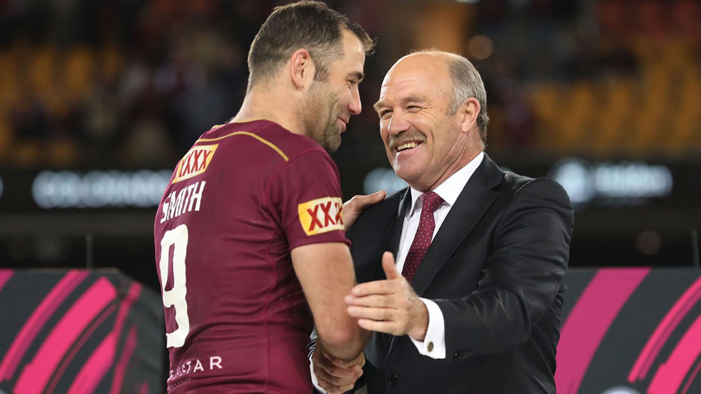Wally Lewis ponders 'painful' life for Queensland after Cameron Smith