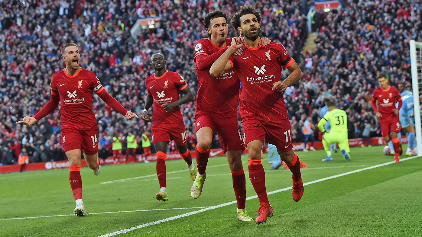 Mohamed Salah's 'goal from another planet' not enough to rescue win against Manchester City
