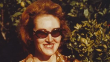 Tatiana Sokoloff was found strangled on her Haberfield balcony in 1986.