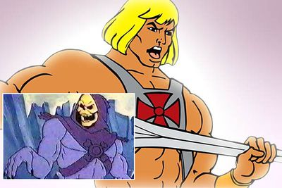 The carefully sculpted muscles. The trendy haircut <i>(everyone </i>knows the trendiest hairstyles are simultaneously the worst hairstyles). The obsession with carting around that uber-phallic sword. Yep, He-Man is pretty gay. (Not to mention Skeletor, who's probably his bitchy ex or something.)