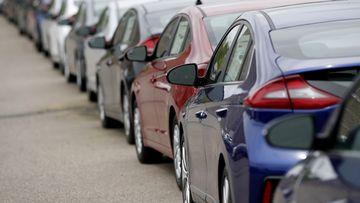 The coronavirus pandemic has left car dealerships overstocked.