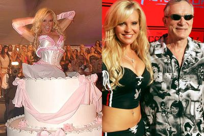 Bridget first appeared <i>The Girls Next Door</i> in 2005, leaving the mansion temporarily to star in reality TV series <i>Bridget's Sexiest Beaches</i> in 2009.<br/><br/>But we'll never forget the time she burst out of Hugh's birthday cake in tacky pink lingerie.