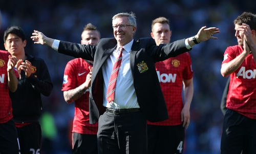 The former Manchester United manager is the most successful manager in British football history. (AAP)