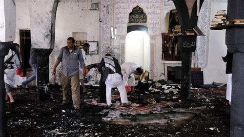 Mosque bombings kill 142 in Yemen capital