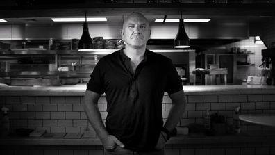 Matt Moran 'Put a jab on the menu' campaign