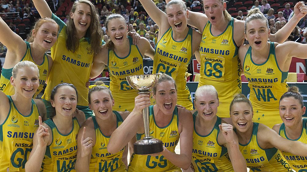 Netball: Australian Diamonds complete 4-0 netball sweep of NZ