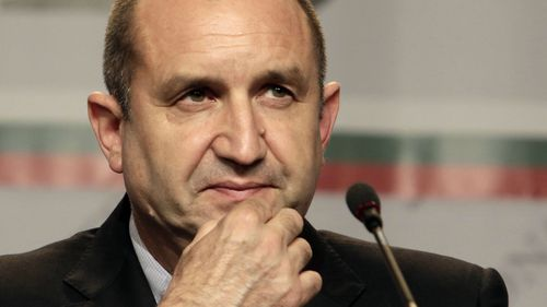 Bulgarian President Rumen Radev is at loggerheads with Prime Minister Boyko Borisov.