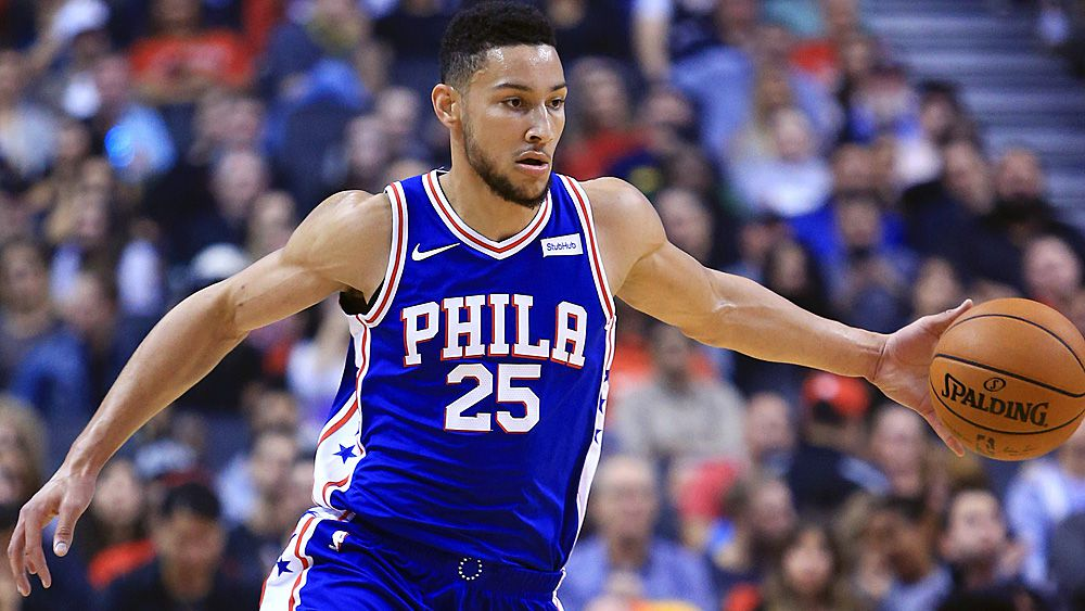 Ben Simmons makes history in 76ers win
