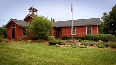 School house, USA