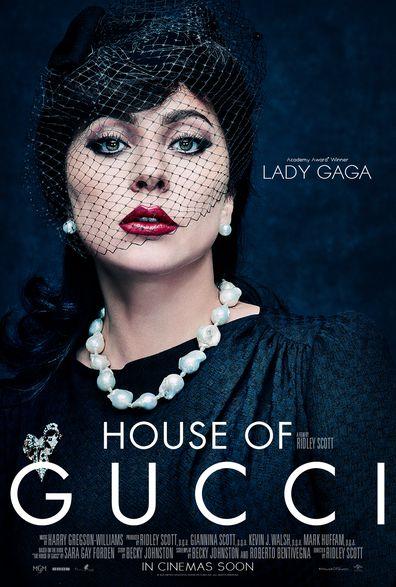 Lady Gaga plays Patrizia Reggiani in House of Gucci.