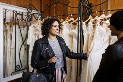 <em>Married at First Sight</em>'s Charlene on the hunt for the perfect dress for her big day