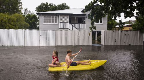 More than 13,500 insurance claims have been lodged from Townsville alone following the floods, with losses and damages estimated to be costing up to $165 million.