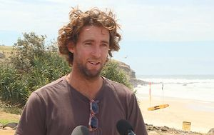Aussie pro surfer's 'mind blowing' encounter with Bull shark in NSW