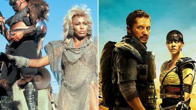 Mad Max Beyond Thunderdome (1985) - Mad Max: Fury Road (2015)