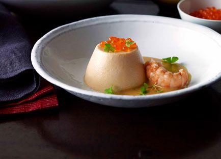 Tony Bilson: Trout mousseline with yabby sauce