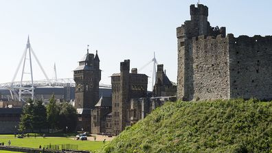 Cardiff Castle (Getty)