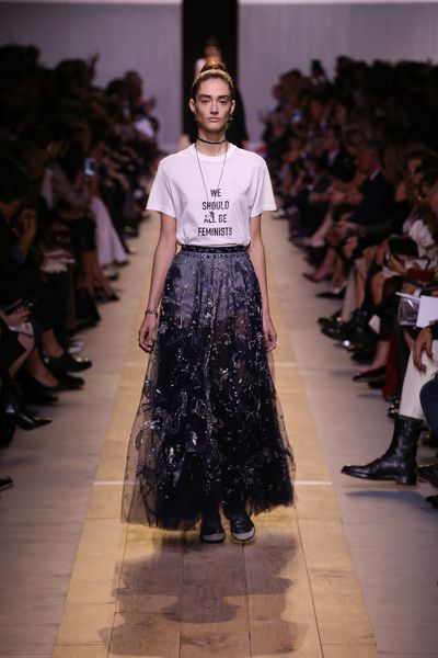 Christian Dior, spring/summer '17, Paris Fashion Week